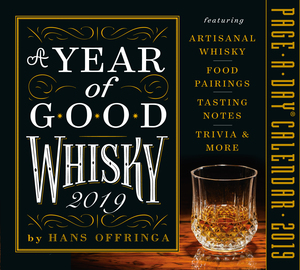 Year of Good Whisky Page-A-Day Calendar 2019 - cover