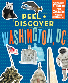 Peel + Discover: Washington, DC - cover