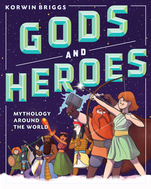 Gods and Heroes - cover
