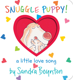 Snuggle Puppy! (Oversized Lap Edition) - cover