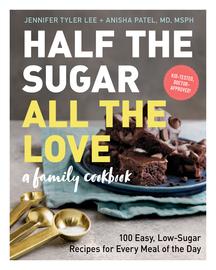 Half the Sugar, All the Love - cover