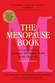 The Menopause Book - cover