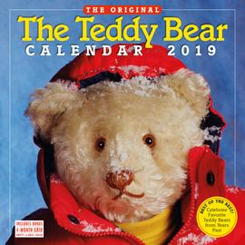 The Teddy Bear Wall Calendar 2019 - cover