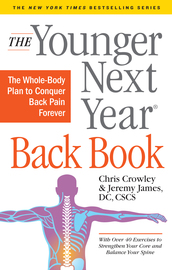 The Younger Next Year Back Book - cover
