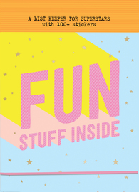 Fun Stuff Inside - cover