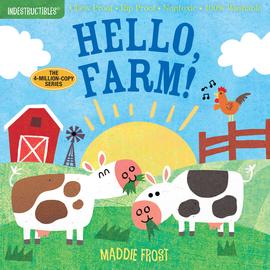 Indestructibles: Hello, Farm! - cover