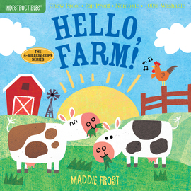 Indestructibles: Hello, Farm! - cover