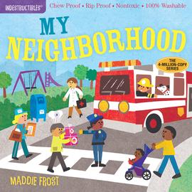Indestructibles: My Neighborhood - cover