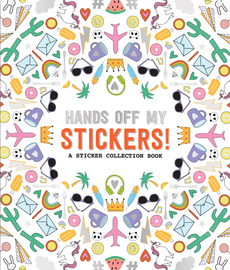 Hands Off My Stickers! - cover