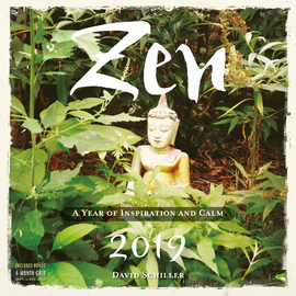 Zen Wall Calendar 2019 - cover