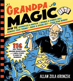 Grandpa Magic - cover