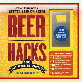 Beer Hacks - cover