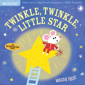 Indestructibles: Twinkle, Twinkle, Little Star - cover