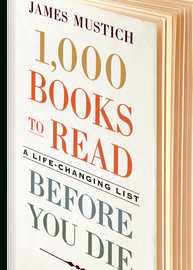 1,000 Books to Read Before You Die - cover