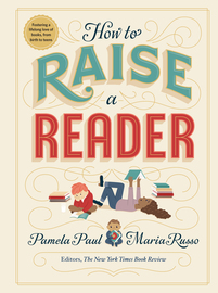 How to Raise a Reader - cover