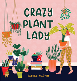 Crazy Plant Lady - cover