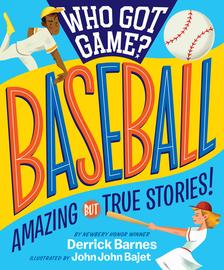 Who Got Game?: Baseball - cover