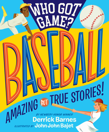 Who Got Game?: Baseball - cover