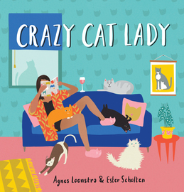 Crazy Cat Lady - cover