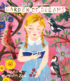 Garden of Dreams Wall Calendar 2020 - cover