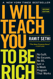 I Will Teach You to Be Rich, Second Edition - cover