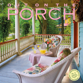 Out on the Porch Wall Calendar 2020 - cover