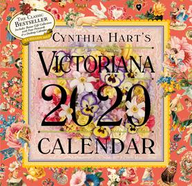 Cynthia Hart's Victoriana Wall Calendar 2020 - cover