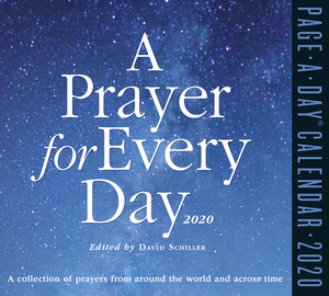 A Prayer for Every Day Page-A-Day Calendar 2020 - cover