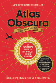 Atlas Obscura, 2nd Edition - cover