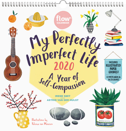 My Perfectly Imperfect Life Wall Calendar 2020 - cover