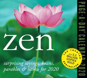 Zen Page-A-Day Calendar 2020 - cover