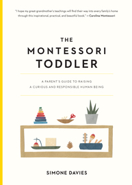 The Montessori Toddler - cover