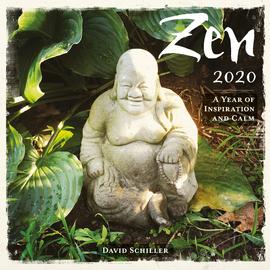 Zen Wall Calendar 2020 - cover