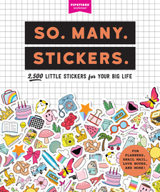 So. Many. Stickers. - cover