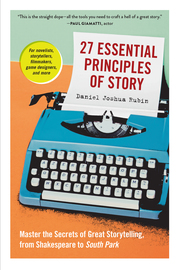 27 Essential Principles of Story - cover