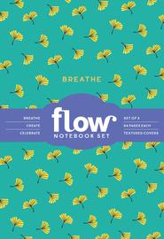 Breathe, Create, Celebrate: A Set of 3 Notebooks - cover