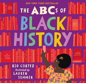 The ABCs of Black History - cover