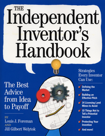 The Independent Inventor's Handbook - cover