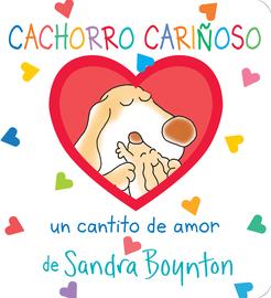 Cachorro cariñoso / Snuggle Puppy! Spanish Edition - cover