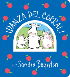 ¡Danza del corral! / Barnyard Dance! Spanish Edition - cover