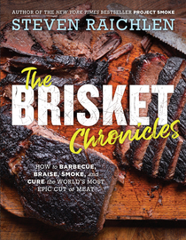 The Brisket Chronicles - cover