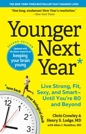 Younger Next Year - cover