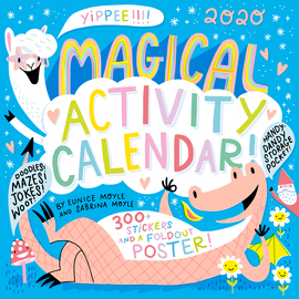 Magical Activity Wall Calendar 2020 - cover