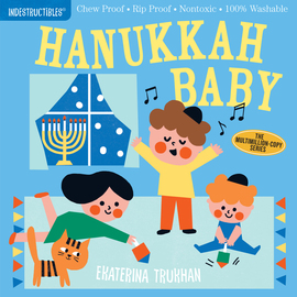 Indestructibles: Hanukkah Baby - cover