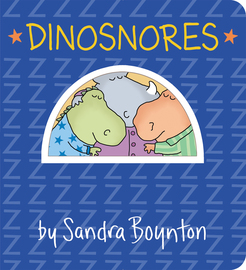 Dinosnores - cover