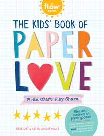 The Kids' Book of Paper Love - cover