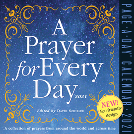 A Prayer for Every Day Page-A-Day Calendar 2021 - cover