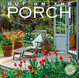 Out on the Porch Wall Calendar 2021 - cover