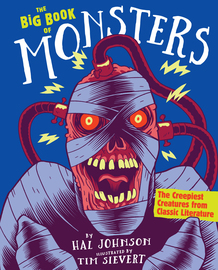 The Big Book of Monsters - cover
