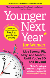 Younger Next Year for Women - cover